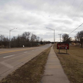 I-70 & 110th Street Kansas